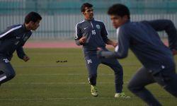 الكابتن عبدالله العلياني يختتم معسكرة التدريبي مع المنتخب السعودي للشباب