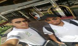 الكابتن سعد العلياني يغادر مع المنتخب السعودي إلى تايلند