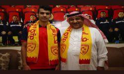 نادي القادسية ينهي توقيع عقده مع اللاعب عبدالله محمد العلياني