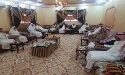 رئيس مركز باشوت في ضيافة محمد بن تركي العلياني