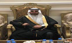 فهد بن جبار العلياني يحتفل بزواجه
