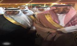 عبدالله بن غازي الأسيود العلياني نائباً لقبيلة بني واس