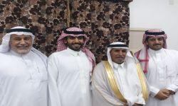 عبدالله محمد سحيم العلياني يعقد قرانه