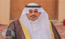 احمد بن علي العلياني ينال درجة الماجستير
