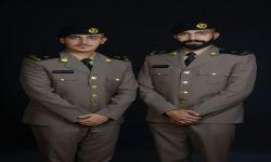 تخرج نواف عبدالله و صالح سعد