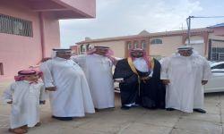 سعد بن عبدالله بن سعد ال سابر العلياني يحتفل بزواجه