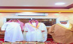 عوض بن منير ال منير العلياني يحتفل بزواجه