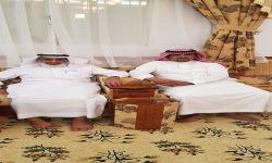 بالصور و الفديو ضيافة عبدالعزيز بن صالح آل ذياب لوفد من قبيلة سليم
