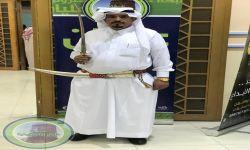 حمدان بن علي آل شنيف العلياني يعقد قرانه